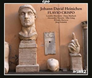 heinichen flavio crispo CPO il gusto barocco jorg halubek cd review critique classiquenews