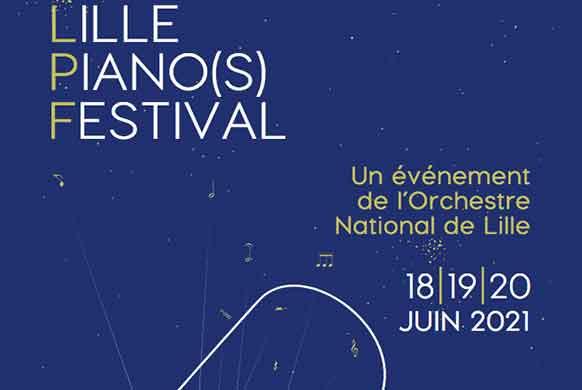 Festival événement à LILLE : LILLE PIANO(S) FESTIVAL
