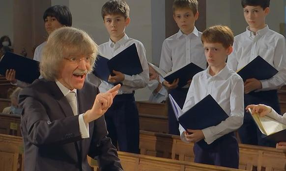 bachfest-leipzig-canate-BWV21-magnificat-thomasnerchor-juin21-critique-review-concert-classiquenews