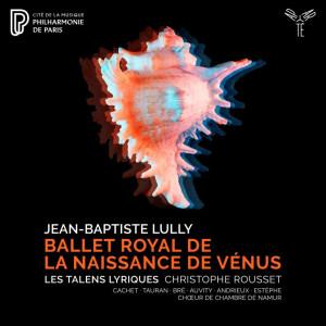naissance venus lully benserade deborah cachet cyrille auvity talens lyriques critique cd classiquenews