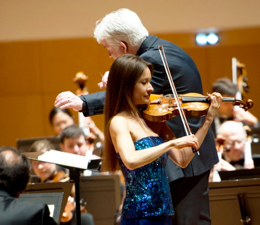 Arabella-steinbacher-violon-orchestre-national-de-Lille-concert-amsterdam-classiquenews