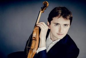 Le violon enchanteur de Brieuc Vourch