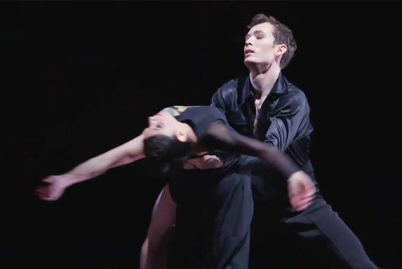 """""""4"""", le nouveau ballet de MARTIN SCHLÄPFER"""